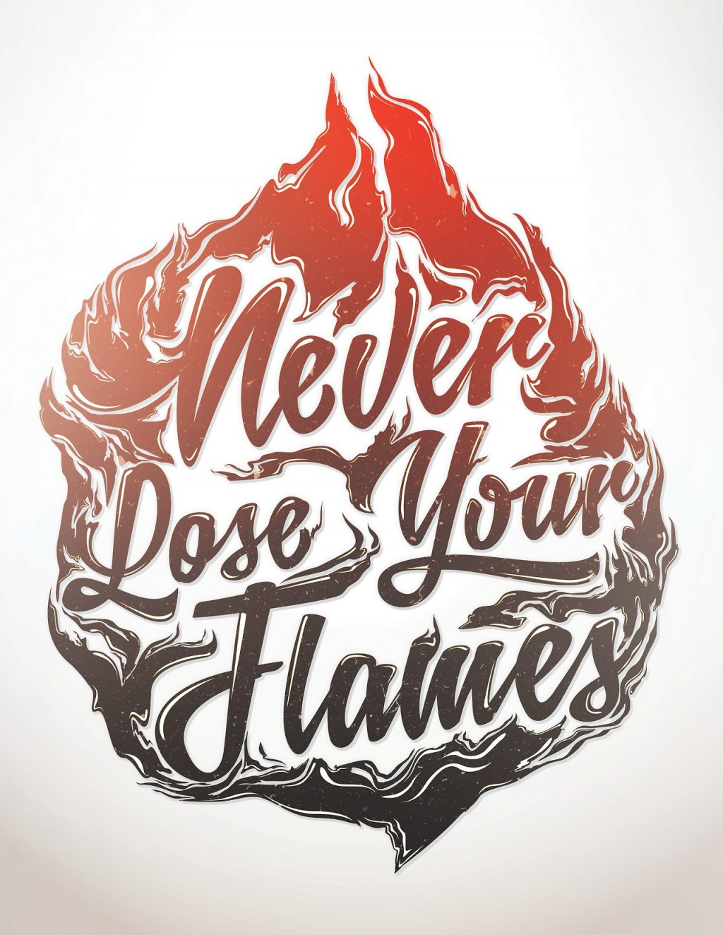 Never Lose Your Flames