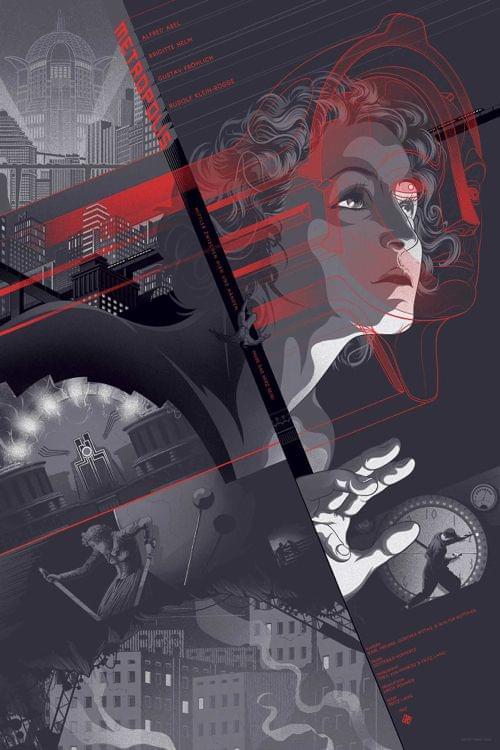 Scifi-Fantasy-Horror.com — Metropolis by Kevin Tong