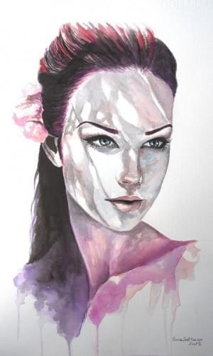 Stunning Portrait   Inspiration DE