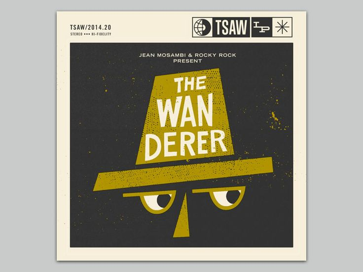 the wanderer by Jean Mosambi | Design