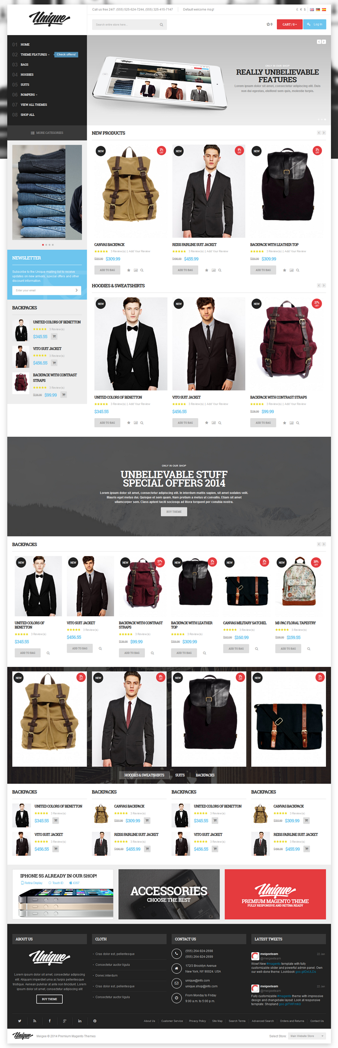 In this article we have collected 8 Best PrestaShop themes for your eCommerce Website. PrestaSho ...