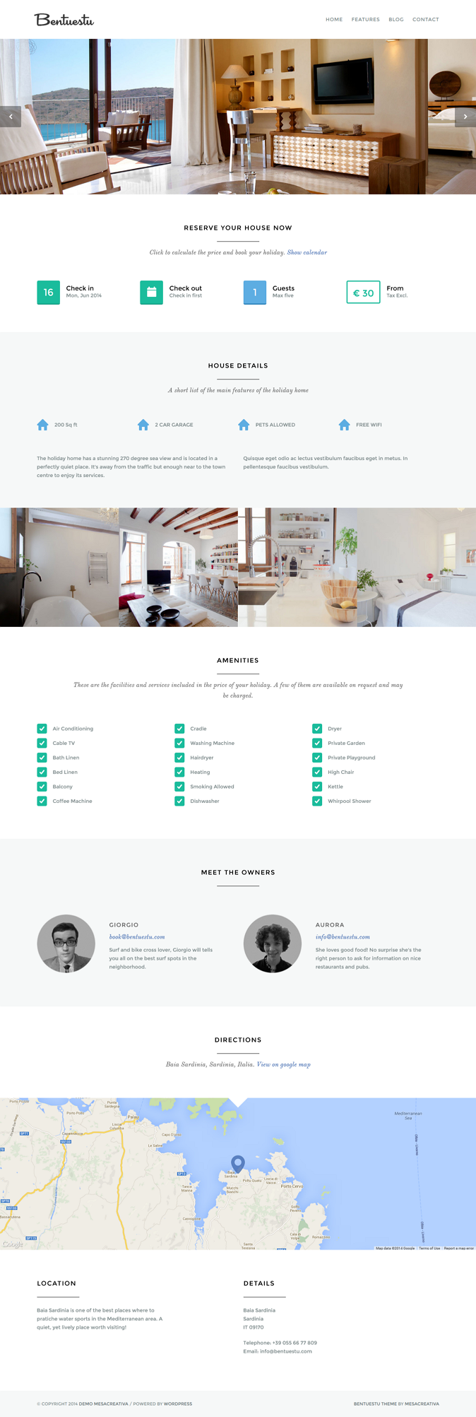 Bentuestu is a Responsive Real Estate WordPress Theme is the fastest and easiest solution to Ren ...