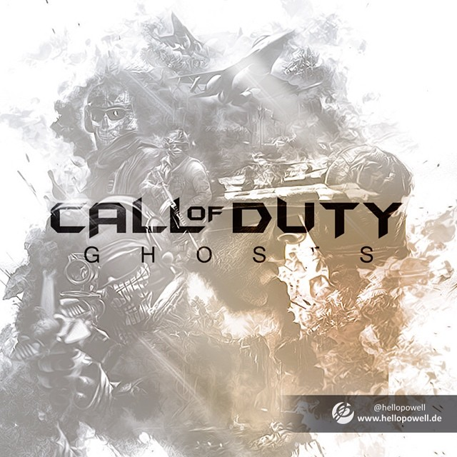 Call of Duty Ghosts Tribute // New Artwork