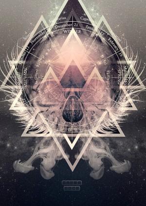 Omega Code Fan Art Poster 02