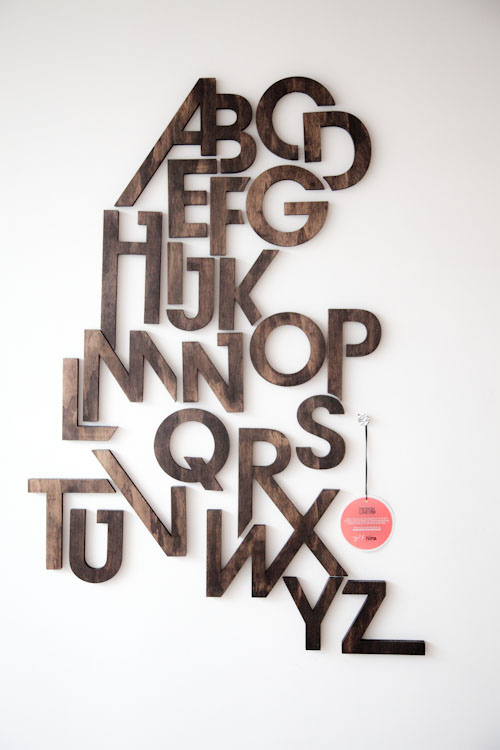 typography design via kitkadesigntoronto