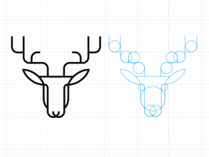 Antler Logo by Will Howe