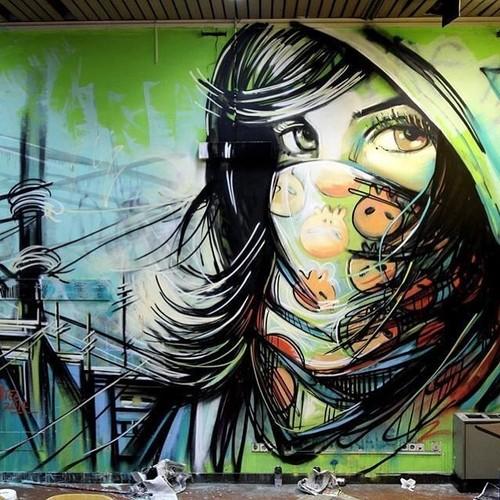 Artist: Alice Pasquini