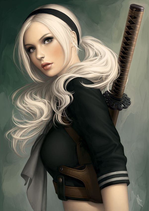 Babydoll | She's not real (Fantasy & cartoon girl) | Pinterest