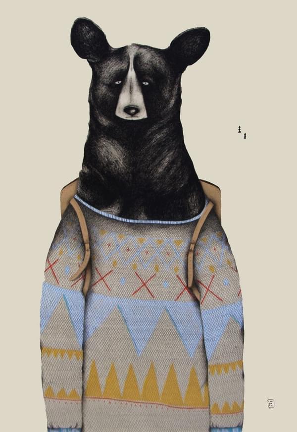Bears by Sara Landeta