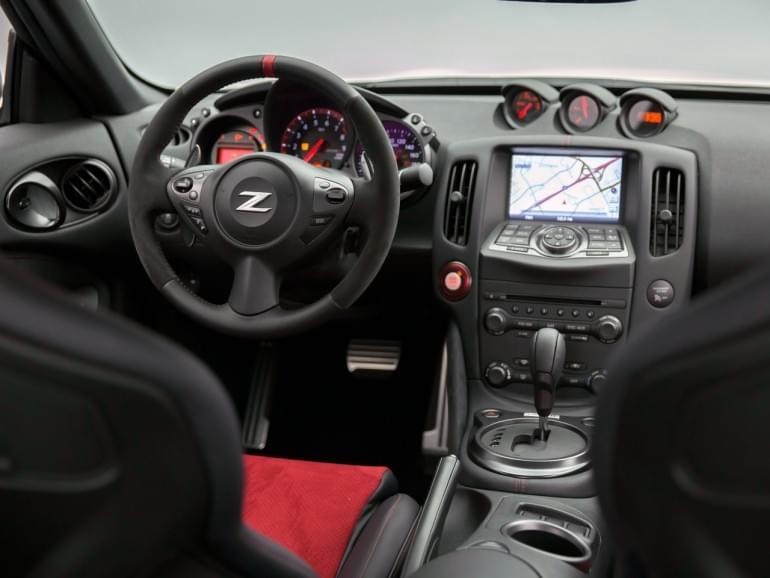 Car Interiors • 2015 Nissan 370Z Nismo