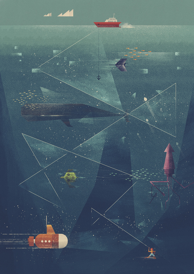 Poster Society – Dan Matutina is Twistedfork