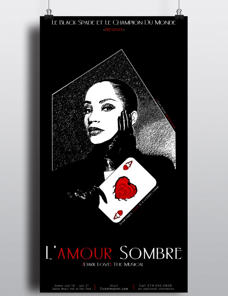 L'amour Sombre {Dark Love}