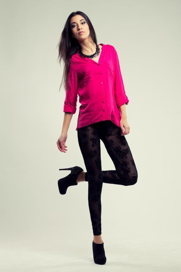 Color Expression | Pink & Black