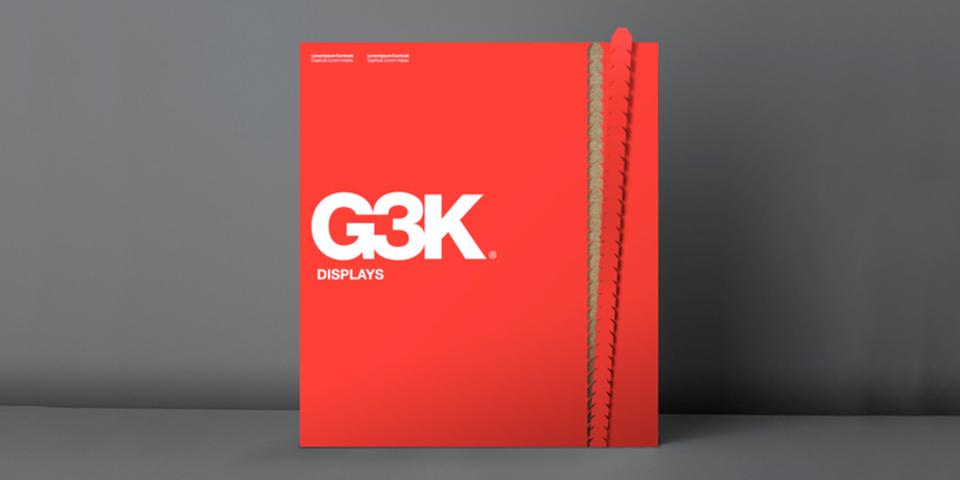G3K – Branding Guidelines