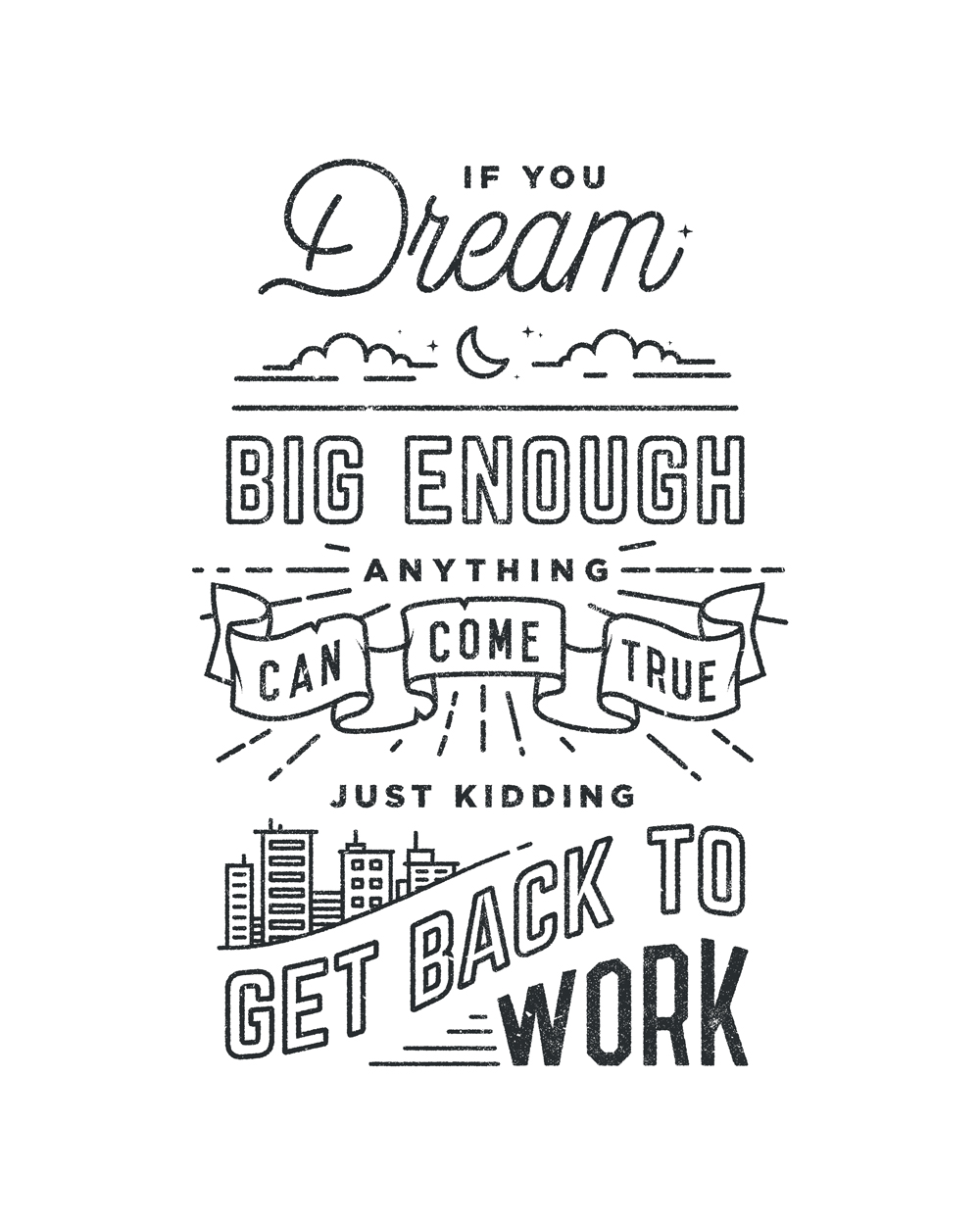 Get Back To Work by Drew Ellis