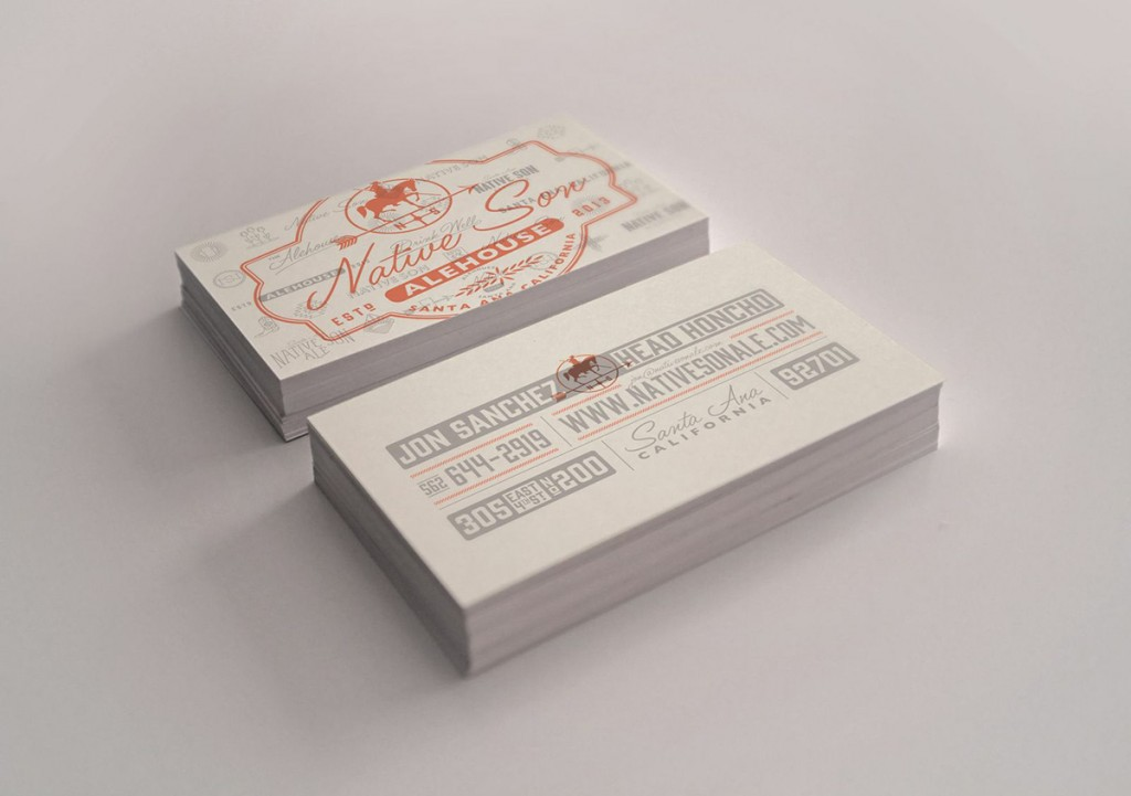 NSA Business Card by Evan Huwa