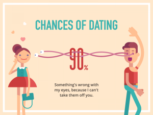 Chance Of Dating by Alexey Kuvaldin