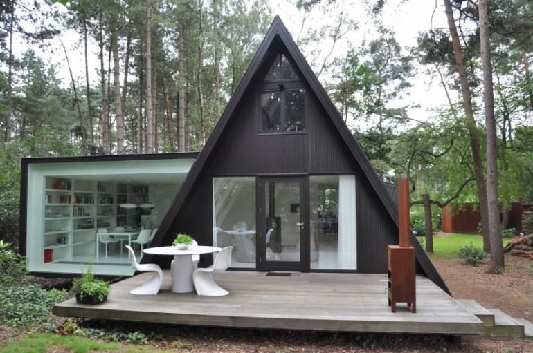 Extension House vB4 by dmvA