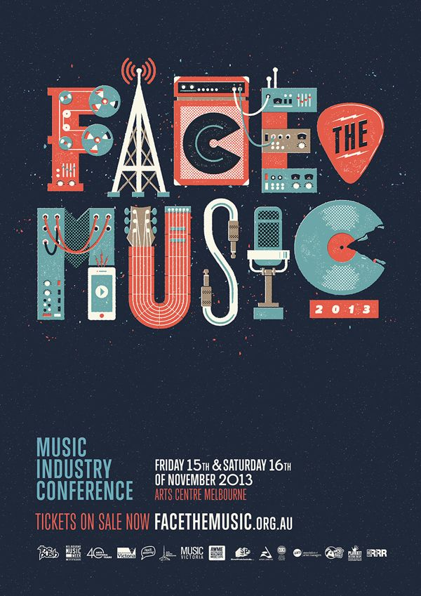 Face The Music 2013 by Andrew Fairclough