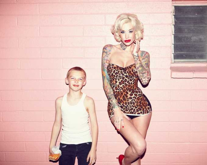 Fashion Photography by Matt Barnes