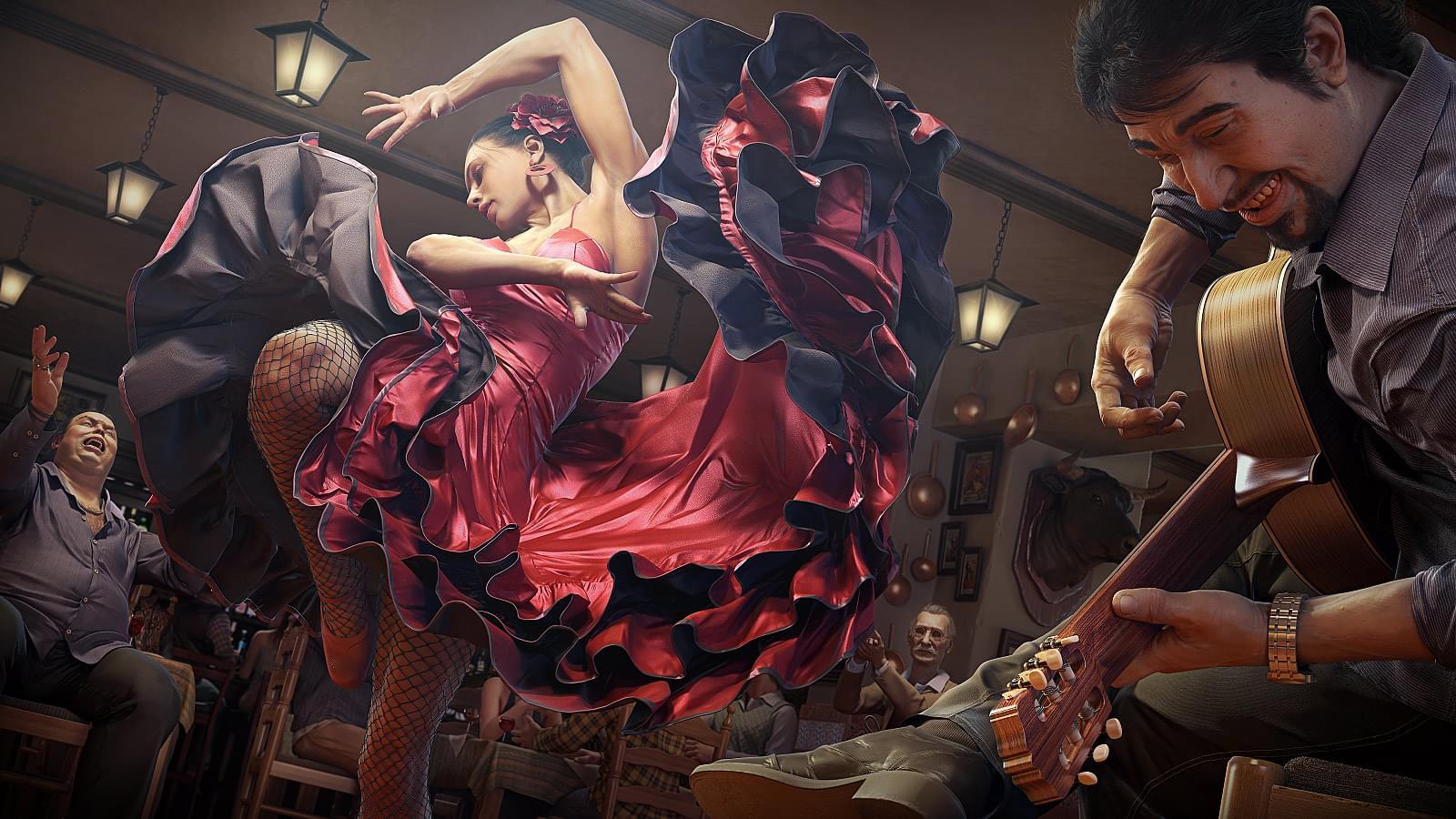 Flamenco On Inspirationde