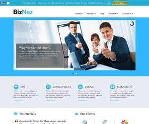 15 Free Business WordPress Themes