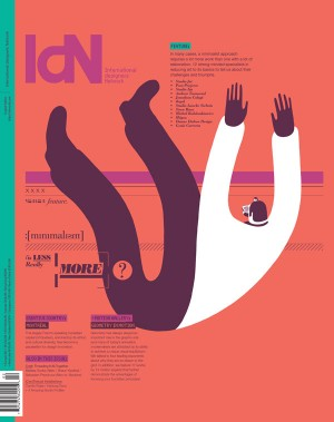 IdN v21n2: Minimalist Issue – Is Less More?
