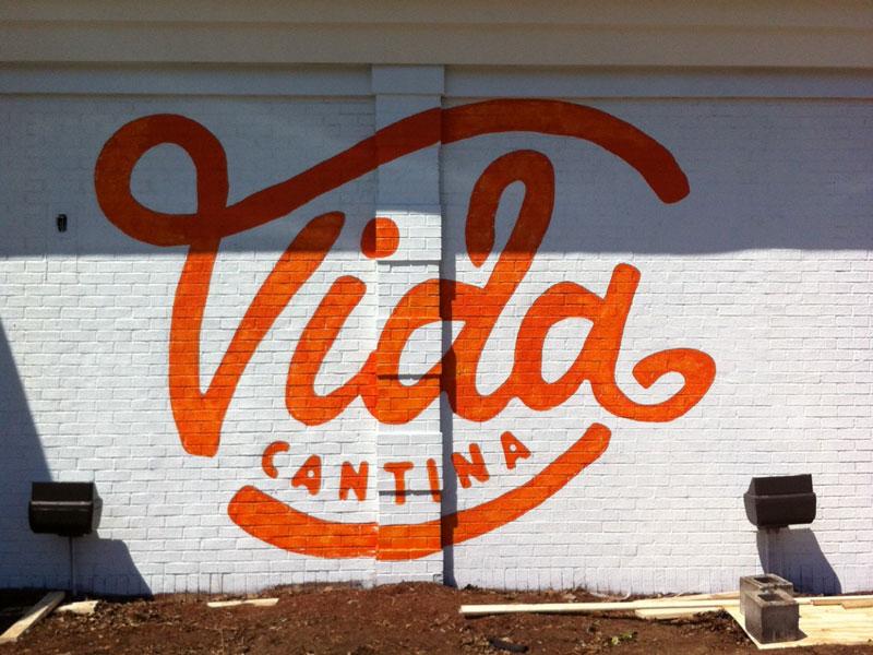 Vida Cantina – Wall Painting