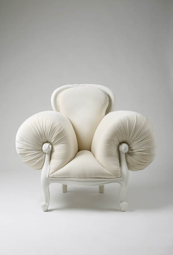 Lila Jang's Warped And Bloated 18th-Century Furniture – Beautiful/Decay Artist & ...