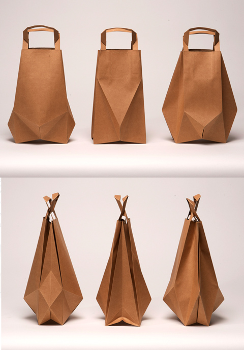 Paper Bags by Ilvy Jacobs | PaperPhine
