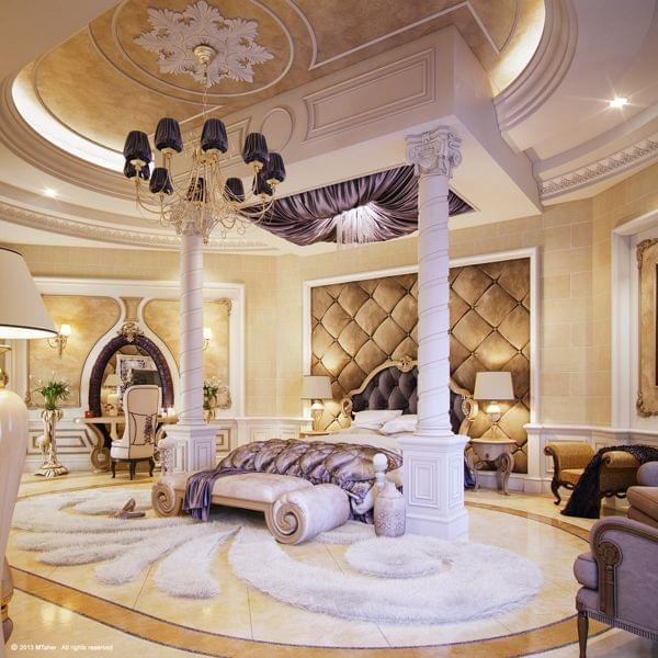 "Luxury ""Master Bedroom"" by Muhammad Taher"