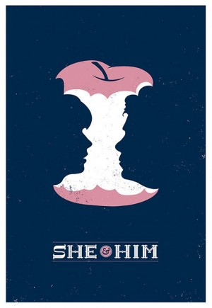 """She & Him"" by Christopher DeLorenzo"