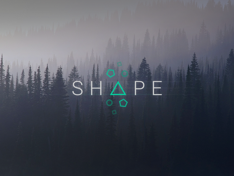SHAPE by Ryan Heybourn