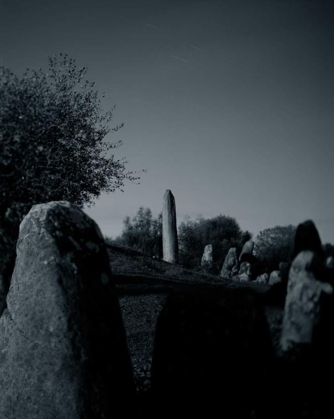 Standing Stones by Barbara Yoshida