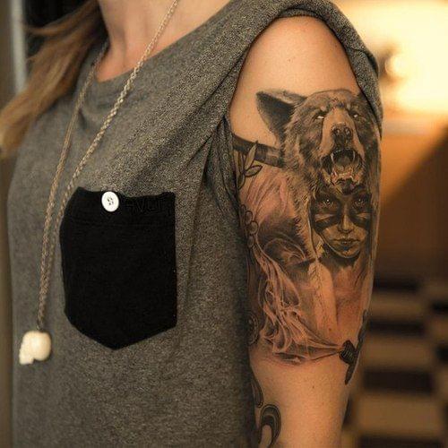 #tattoo #tattoos #ink #Inked | Inked'n'Pierced | Pinterest