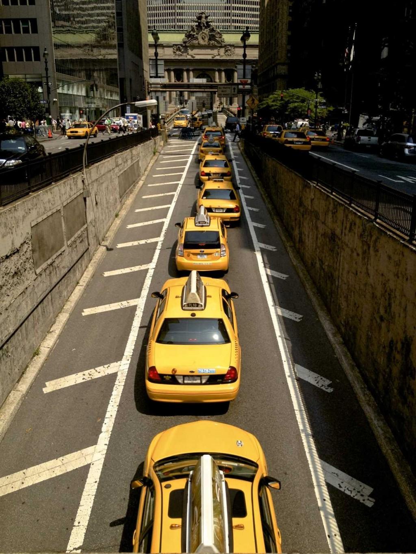 Taxi Project by Joshua Allen Harris