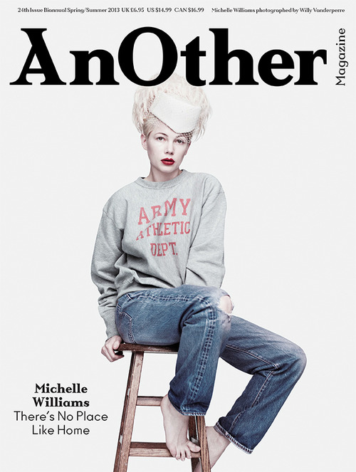 Michelle Williams for Another