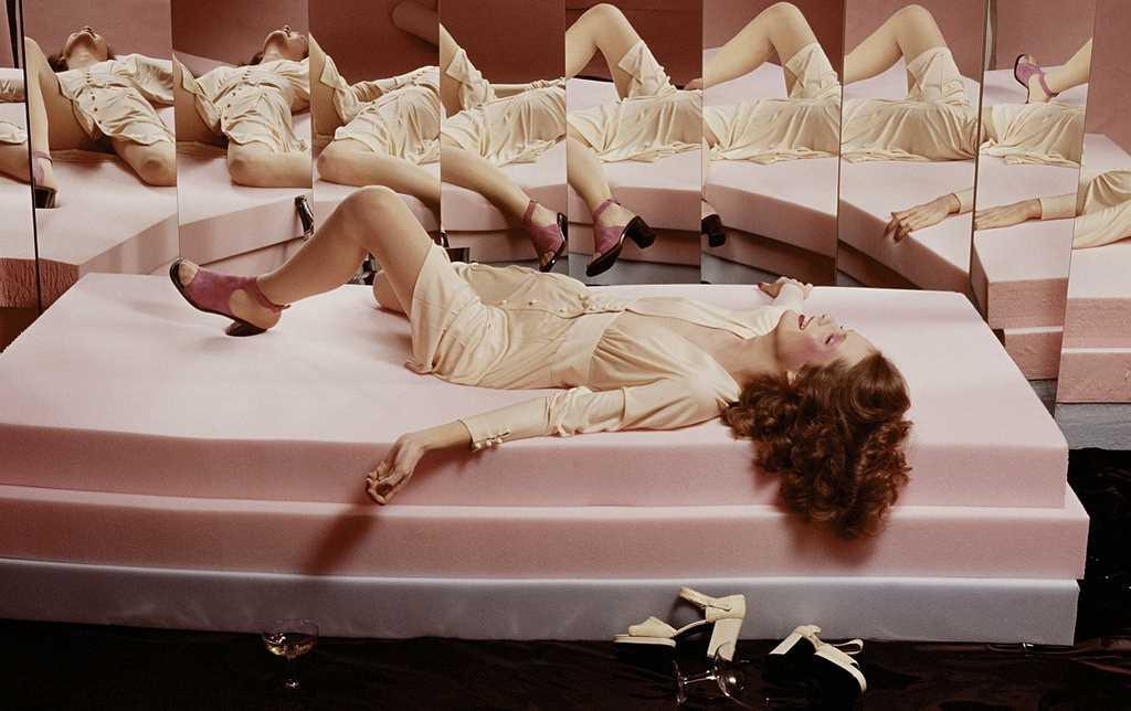 Vintage Fashion Photography by Guy Bourdin