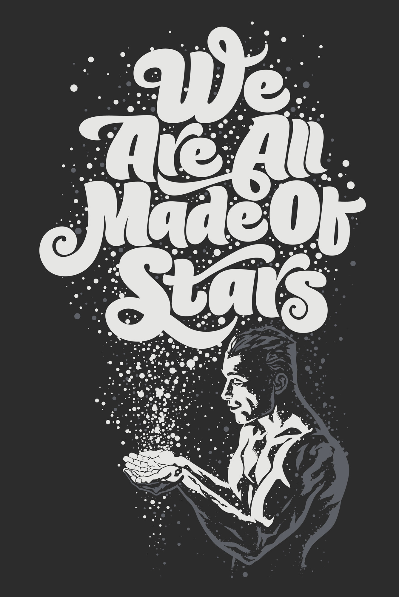 we are all made of stars by rusc on inspirationde