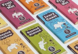 Zükà Chocolate Bars: Ebony & Ivory Series