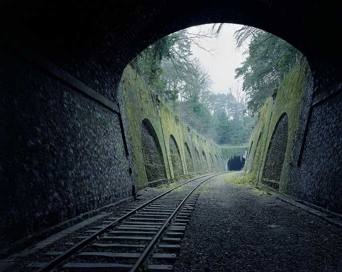 Abandoned Railways by Pierre Folk