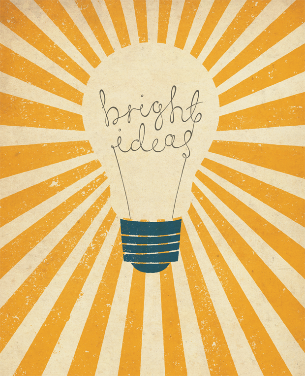 Bright Ideas by Zara Picken