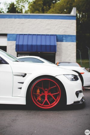 Duke Dynamics Widebody x BMW E92 M3