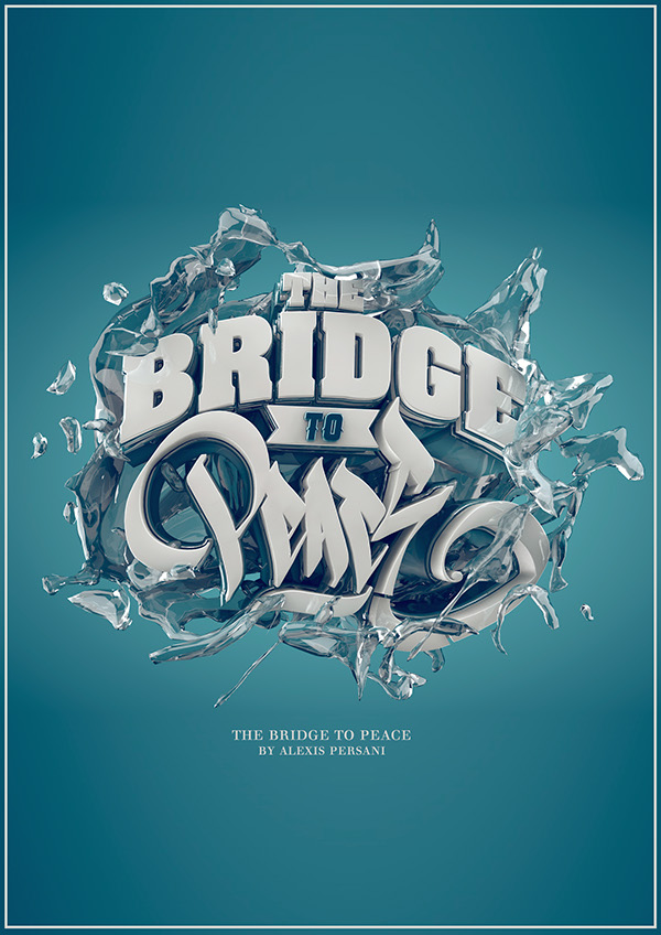 Typography Splash