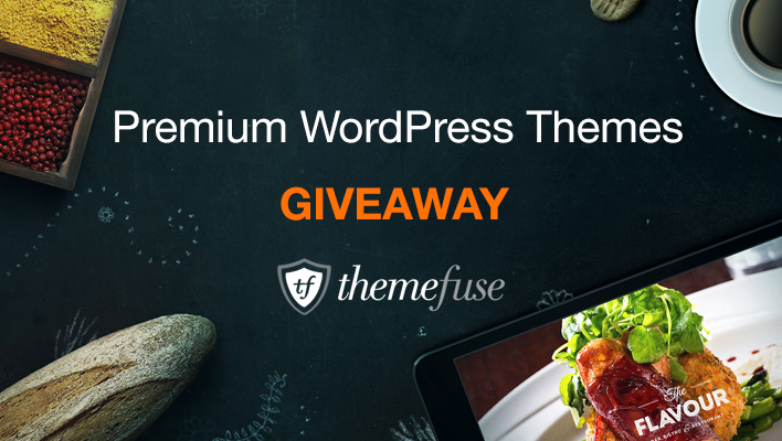 Giveaway to Win a ThemeFuse Premium WordPress Theme
