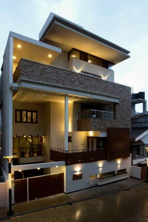 Haute Elements –  S Villa in India