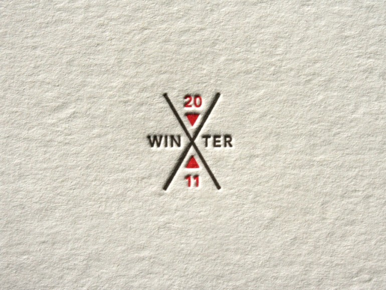Winter Logo Design