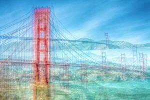 Impressions of San Francisco by Christopher Dydyk