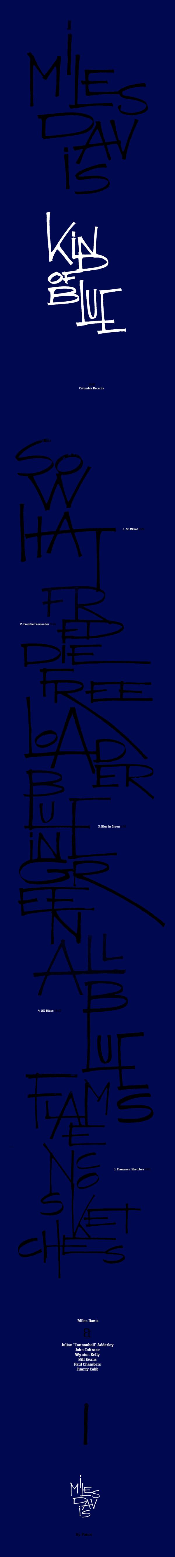 Kind of Blue – Miles Davis