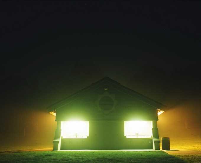 Night Landscapes by Amanda Friedman